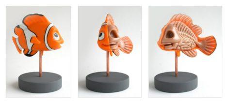 Findet Nemo(s Gräten)