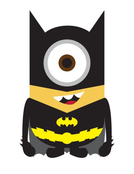 Minion-Batman