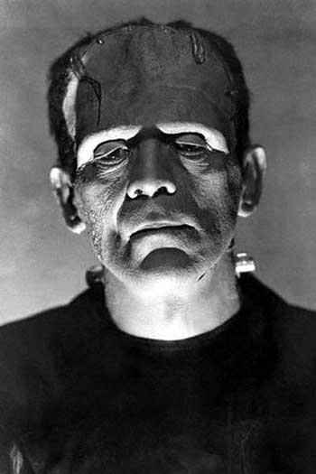 """Low Key-Szene aus """"Frankenstein"""""""