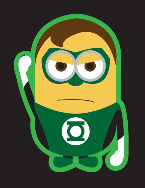 Minion-Green Lantern