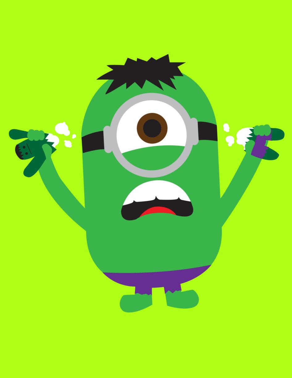 Minion-Hulk