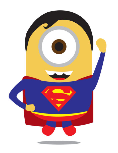 Minion-Superman
