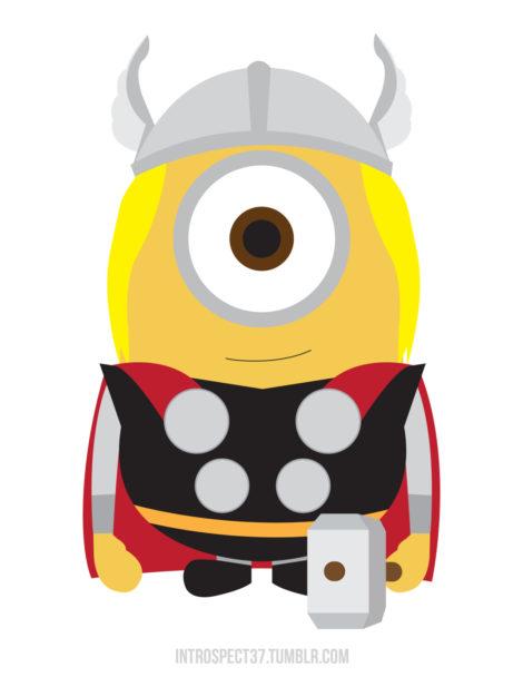 Minion-Thor