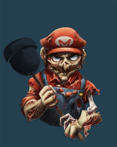Zombie Mario 2