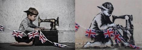 Banksy BB