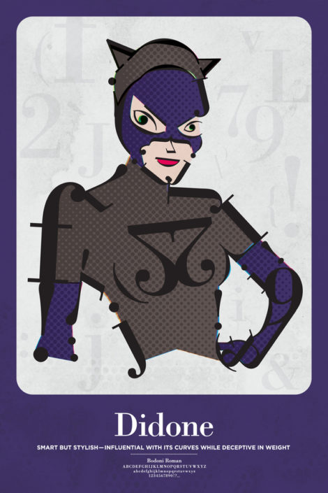 Didone Catwoman