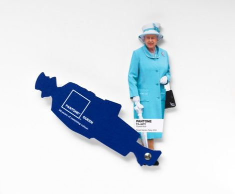 "Pantone ""Diamond Jubilee Colour Guide"""