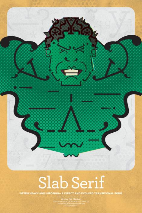 Slab Serif Hulk