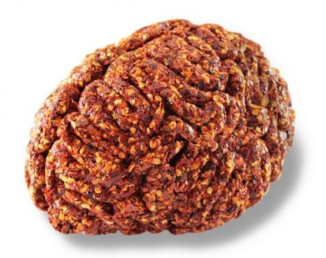 Gehirn aus Chili