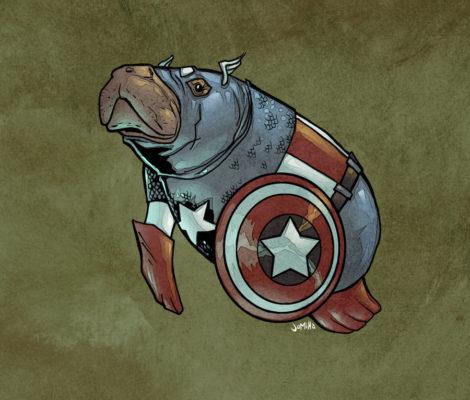 Captain Amanati