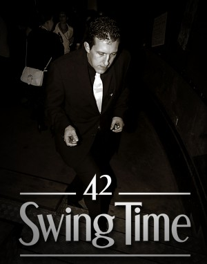 """42 Swing Time""-Experiment Aufmacher"