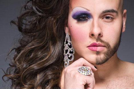 Half-Drag: Jessica Payge