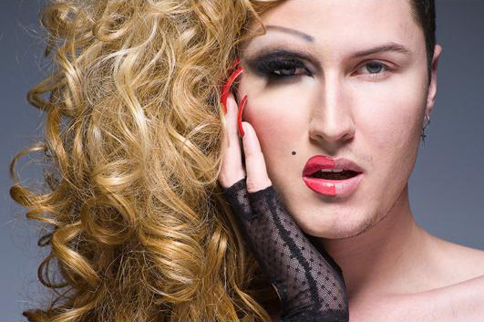 Half-Drag: <b>Jordan Fox</b> - half_drag_jordan_fox_leland_bobbe