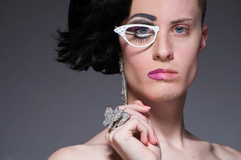 Half-Drag: Magnlia Applebottom
