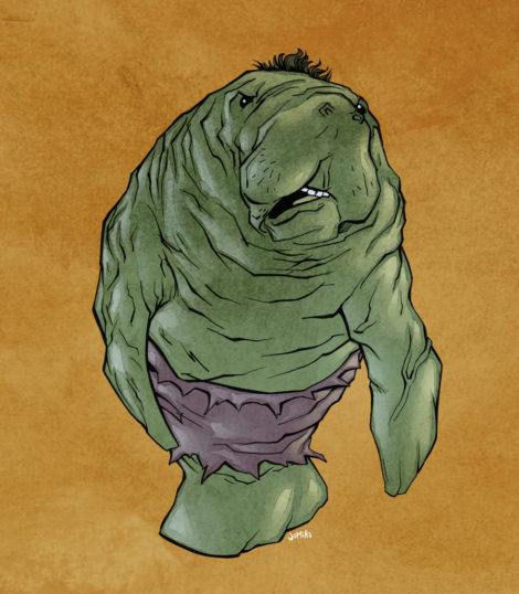 Hulk Manati