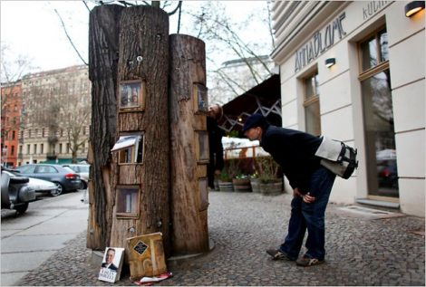 """Titel: """"Bücherwald"""""""