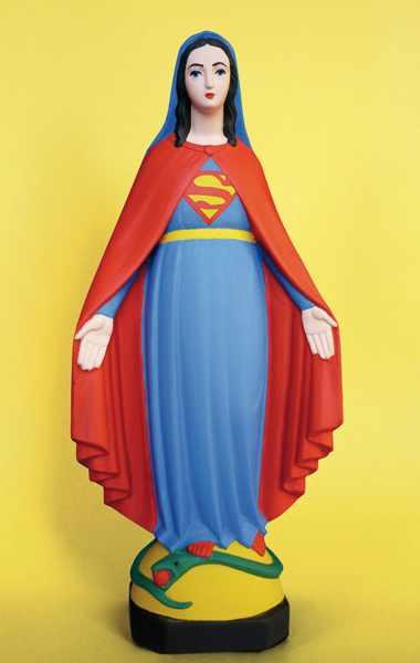 Heilige Supermaria