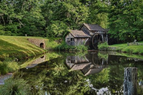 Mabry Mill HDR von locosphotos auf flickr