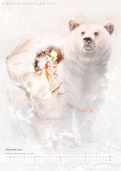 Schneeweißchen, Modell: Tessa Achtermann