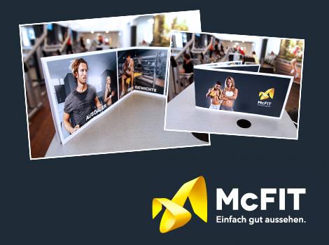 Das McFIT Redesign