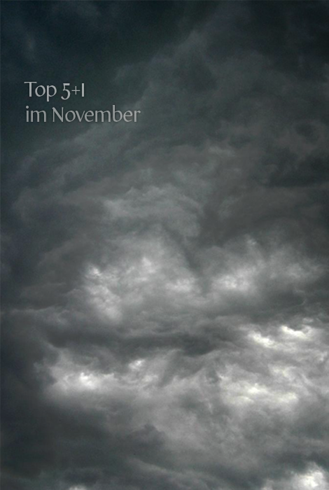 FW:look! - Top 5 +1 im November