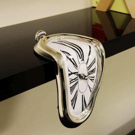 Last Minute Weihnachtsgeschenke: Dali-Uhr