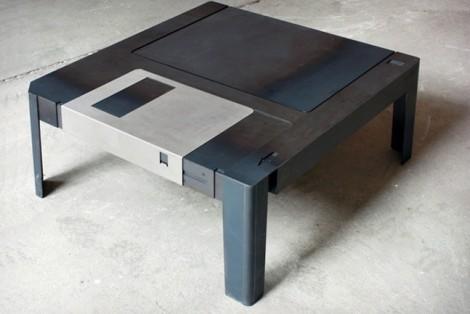 Last Minute Geschenke: Floppy Tisch