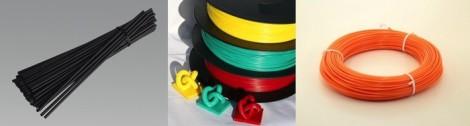 3Doodler – verwendeter Kunststoff