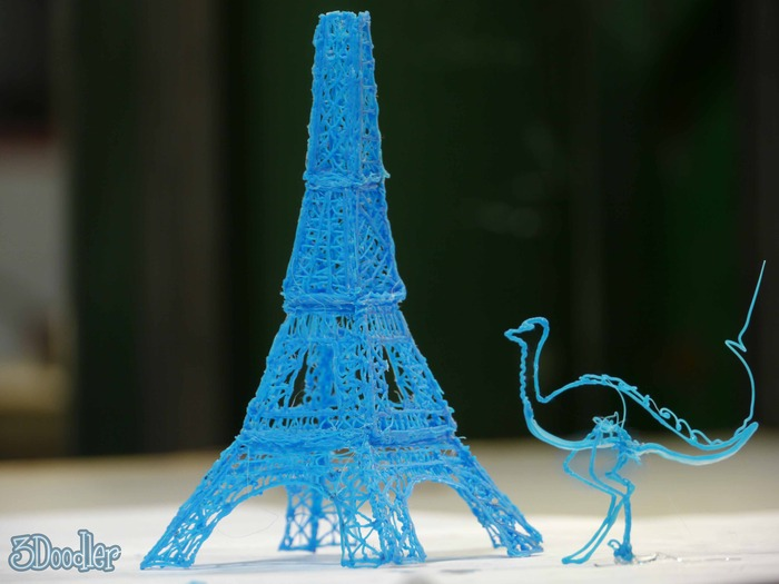 3Doodler Werke