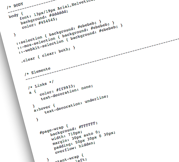 CSS-Kaskadierung