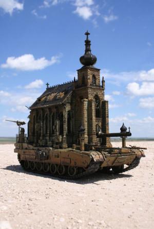 Kirchenpanzer